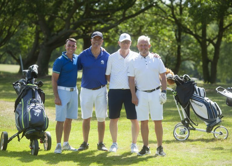 The Annual Charity Golf Day