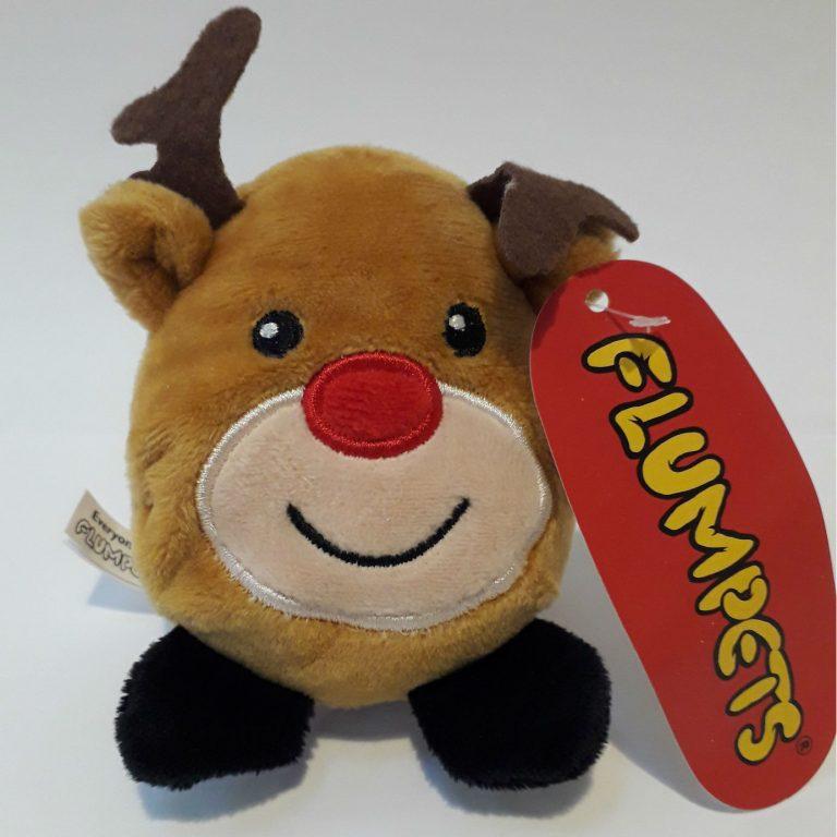 Christmas Cuddlies - Rudolf