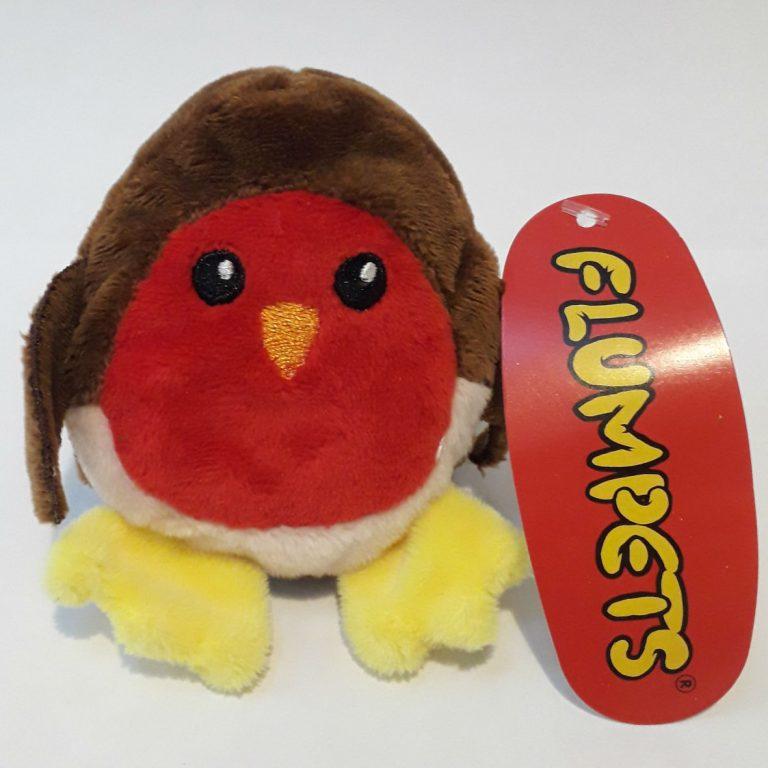 Christmas Cuddlies - Robin