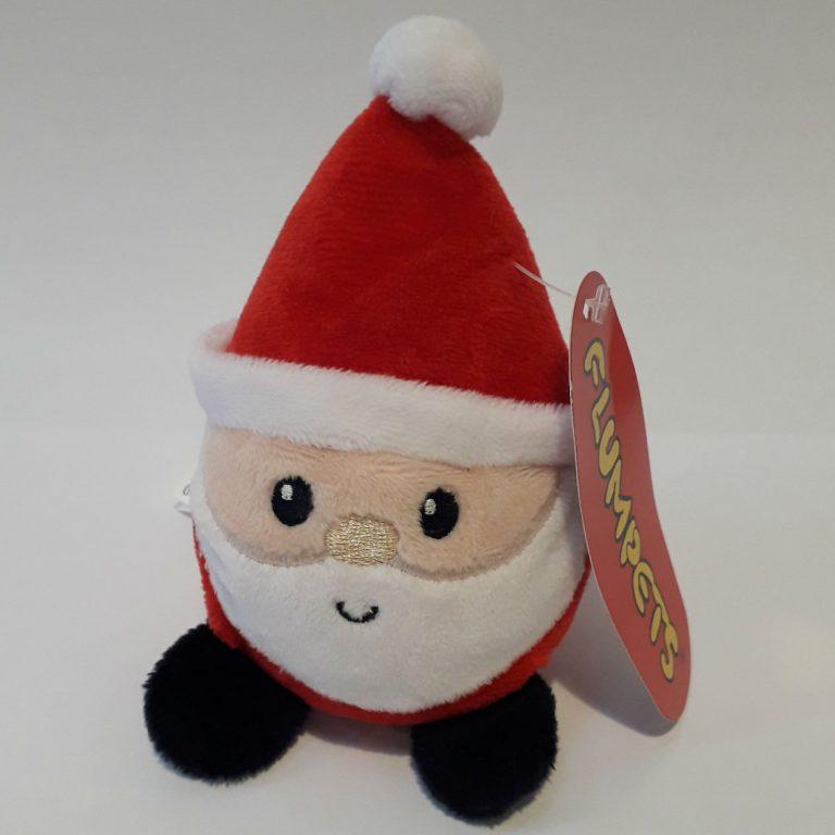 Christmas Cuddlies - Santa