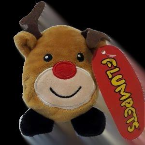 Reindeer Christmas flumpet