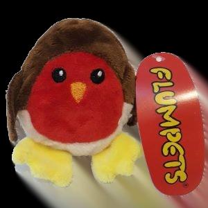 Robin Christmas flumpet
