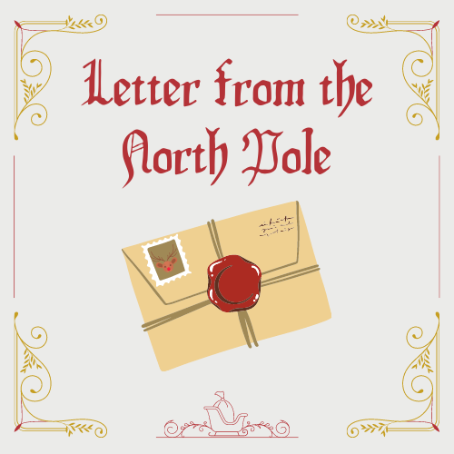 Letters from the North Pole