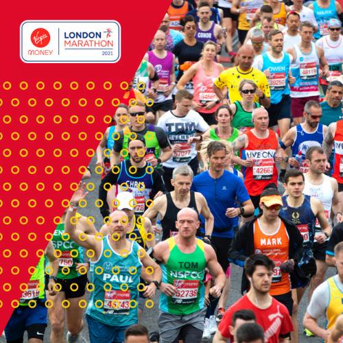 The Virtual Virgin Money London Marathon